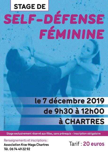 STAGE DE SELF-DEFENSE FEMININE