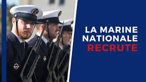 LA MARINE NATIONALE RECRUTE 4000 JEUNES PAR AN