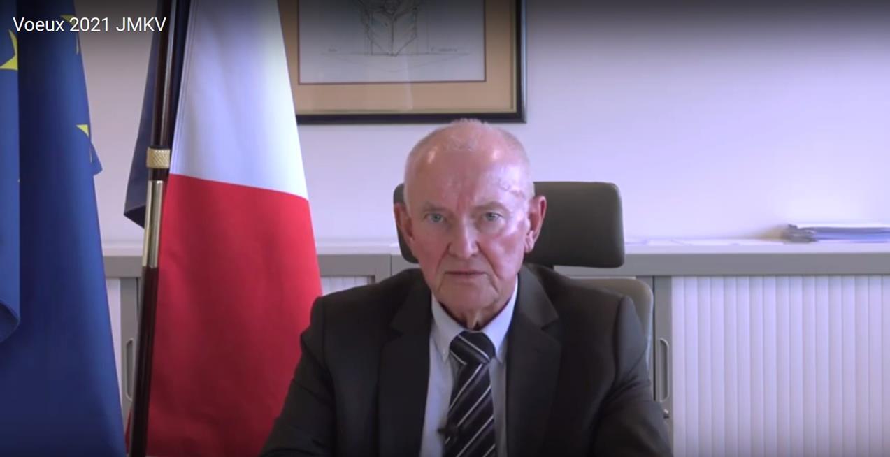 VOEUX DU MAIRE 2021 : RETRANSMISSION DU DISCOURS DE JEAN-MARC CAVET (CLIQUER ICI)