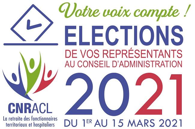 Les élections CNRACL 2021 : élections de vos représentants au Conseil d'administration