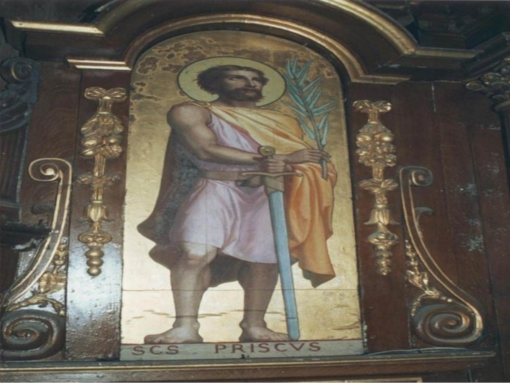 La légende de Saint-Prest